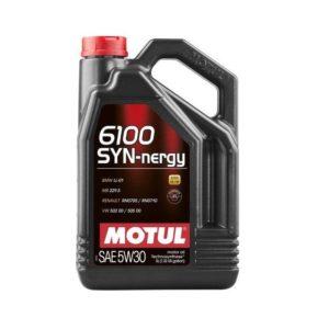 6100 SYN-nergy 5w30 4L
