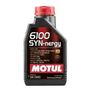 6100 SYN-nergy 5w40 1L