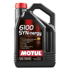 6100 SYN-nergy 5w40 4L