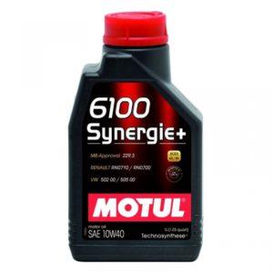 6100 Synergie+ 10w40 1