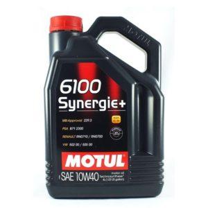 6100 Synergie+ 10w40 4