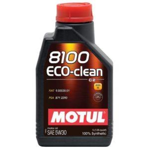 8100 eco-clean 1L 2