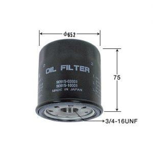 Масляный фильтр VIC C-110