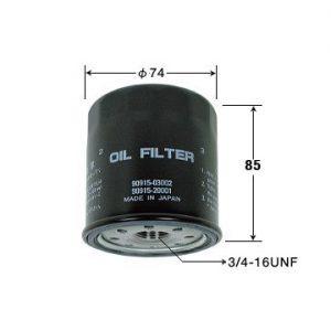 Масляный фильтр VIC C-111