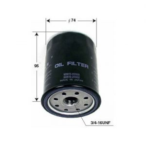 Масляный фильтр VIC C-114