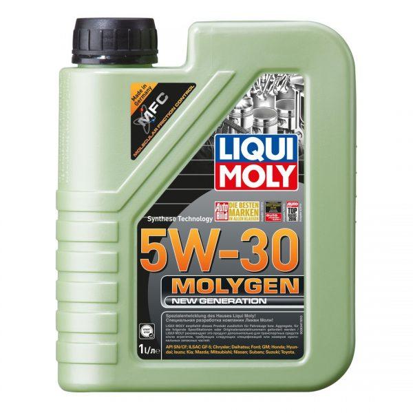 Моторное масло LIQUI MOLY Molygen New Generation 5W30 1л