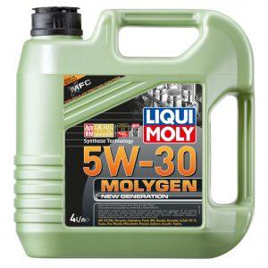Моторное масло LIQUI MOLY Molygen New Generation 5W30 4л