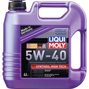 Моторное масло LIQUI MOLY Synthoil HT 5W40 4л
