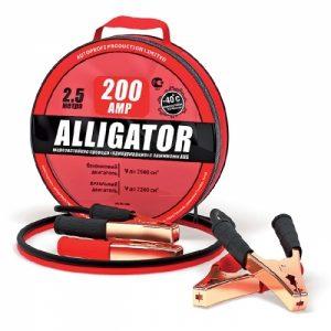Провода прикуривания Аллигатор BC-200