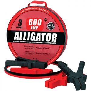 Провода прикуривания Аллигатор BC-600