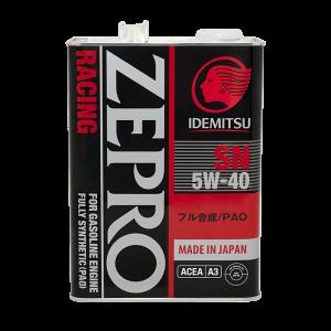 Zepro Racing 5W-40