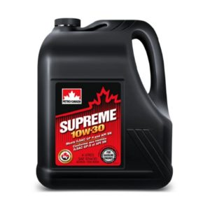 петро-канада supreme 10w30 4л 2