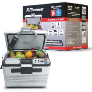 Холодильник автомобильный AVS CC-15WBС 3