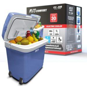 Холодильник автомобильный AVS CC-30B