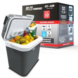 Холодильник автомобильный AVS CC-32B