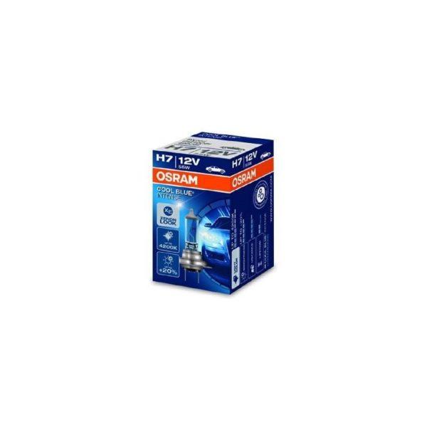 лампа OSRAM-H7-12V-55W Cool-Blue-Intense 1