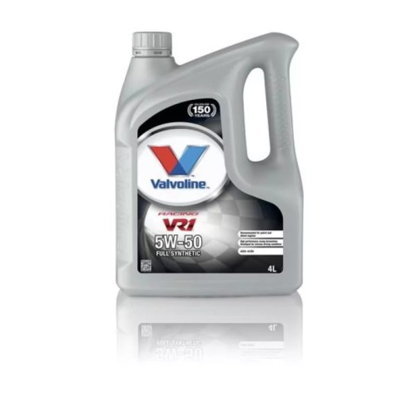valvoline VR1 Racing 5w50 4л