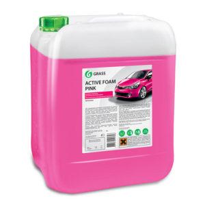 Бесконтактная химия Active Foam Pink 20л 1