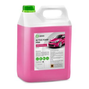 Бесконтактная химия Active Foam Pink 5л