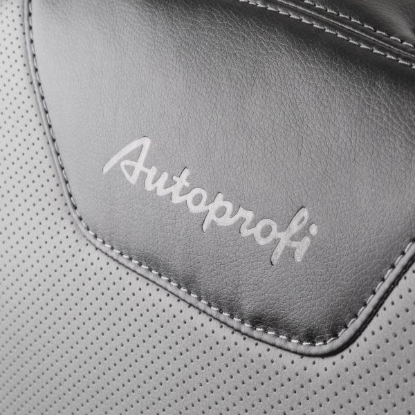 Модельные чехлы AUTOPROFI для Kia Ceed (2012-2018) экокожа, чёрный-темно серый 2