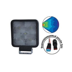 Светодиодная фара OFF-Road AVS FL-1210 (15W) серия Basic